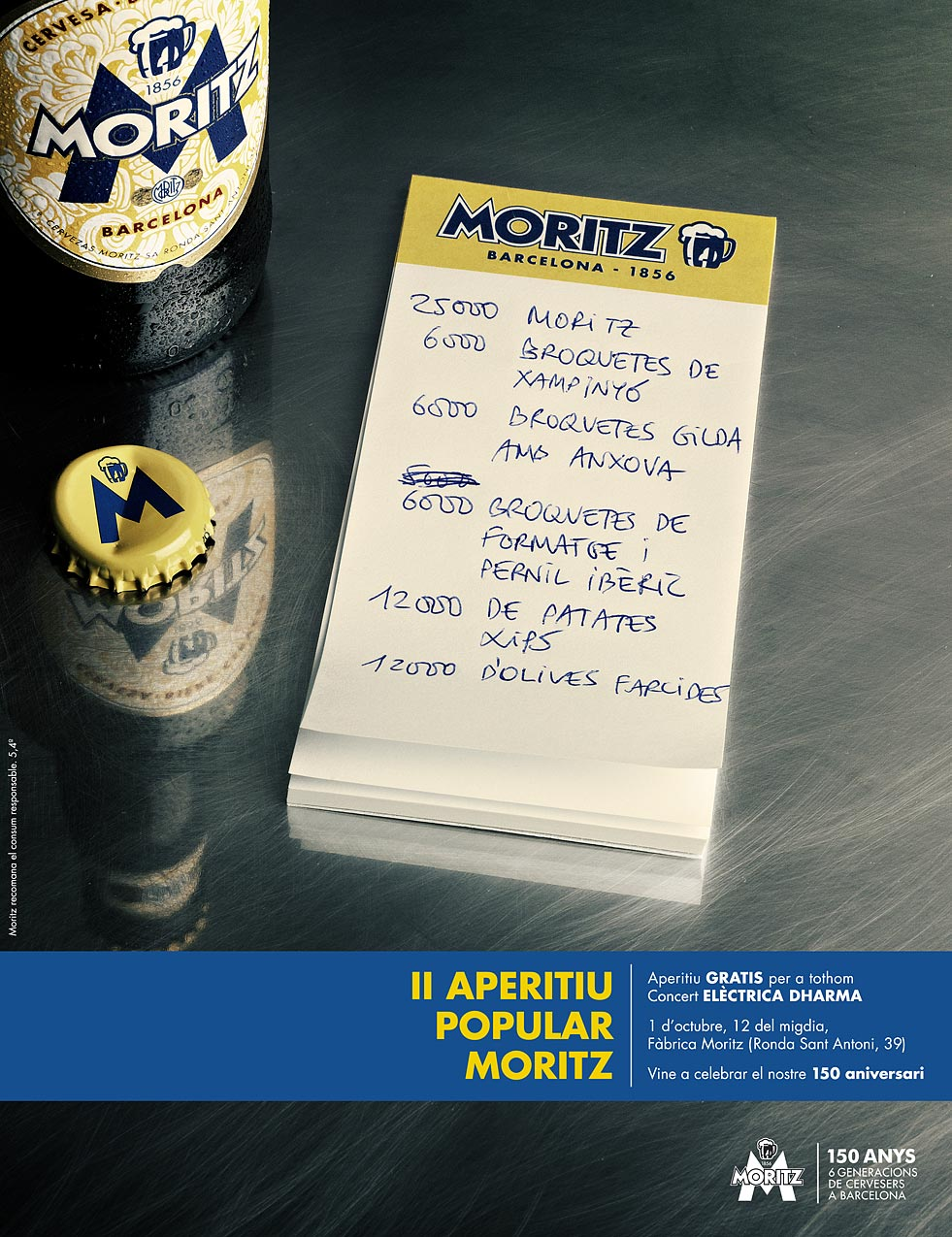 Moritz Aperitivo
