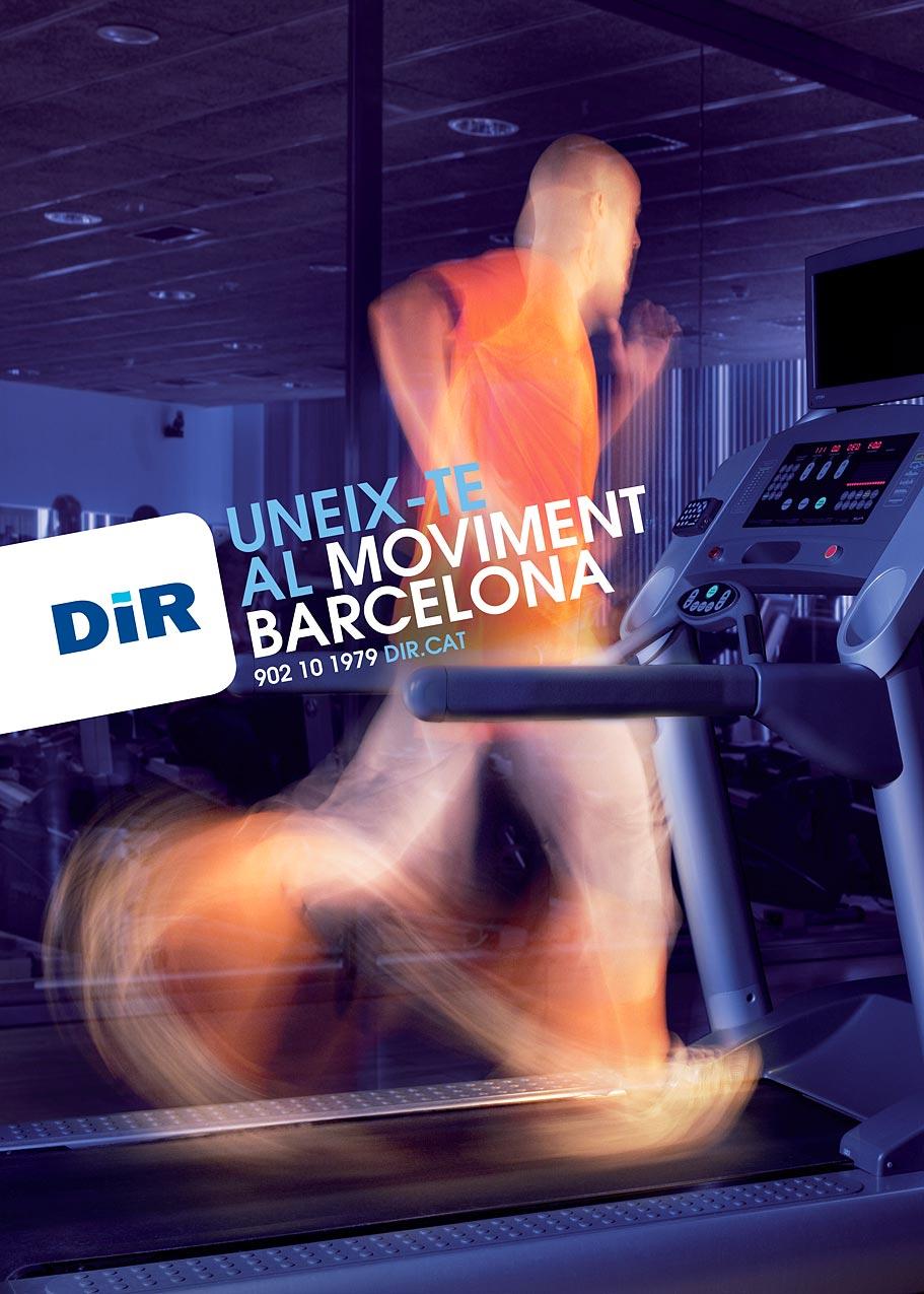 DIR moviment Barcelona